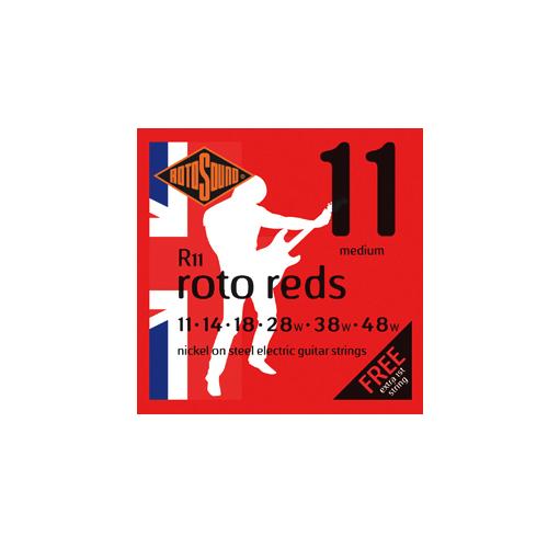 Rotosound Reds