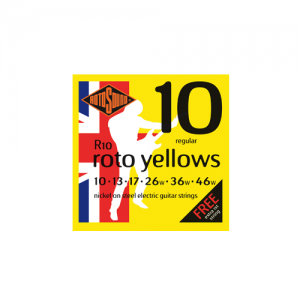 Rotosound Yellows