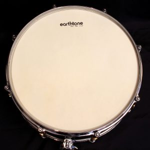 Earthtone Calfskin Drum Heads