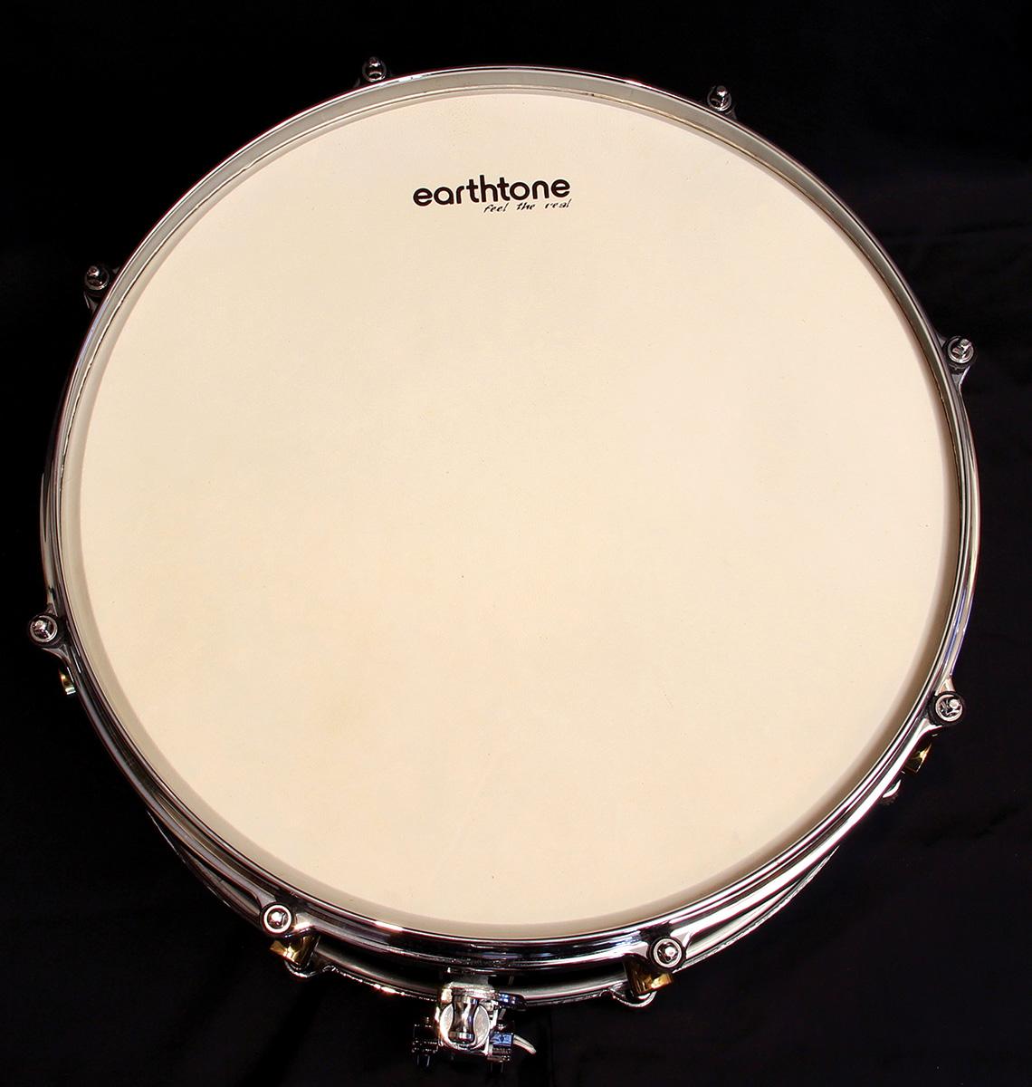 earthtone calfskin drum heads for snares toms btn music uk. Black Bedroom Furniture Sets. Home Design Ideas