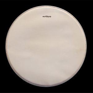 Earthtone Calfskin Bass Drumhead