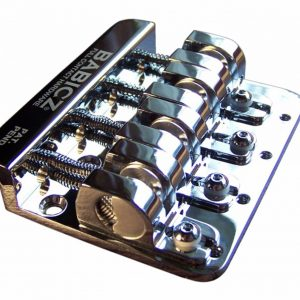 Babicz Bass Bridge in Chrome