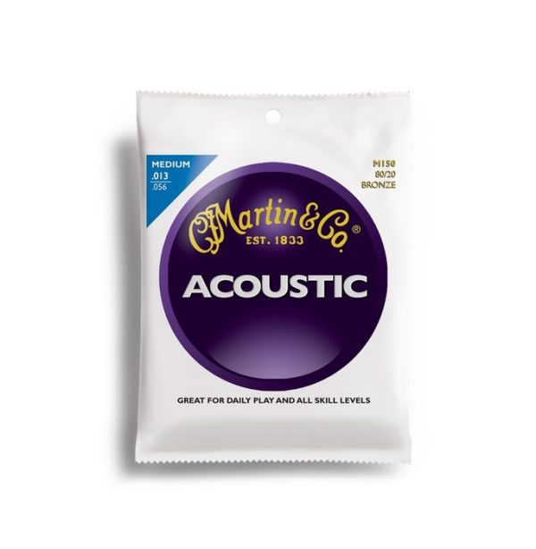 Martin Traditional Acoustic Guitar Strings
