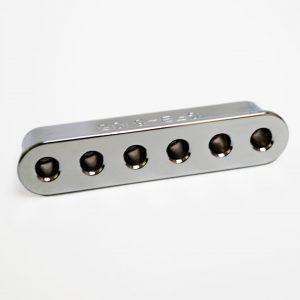 Grainger 6 String Ferrule Block - 10.8mm, Chrome
