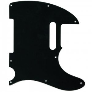 Telecaster Scratchplate in Black