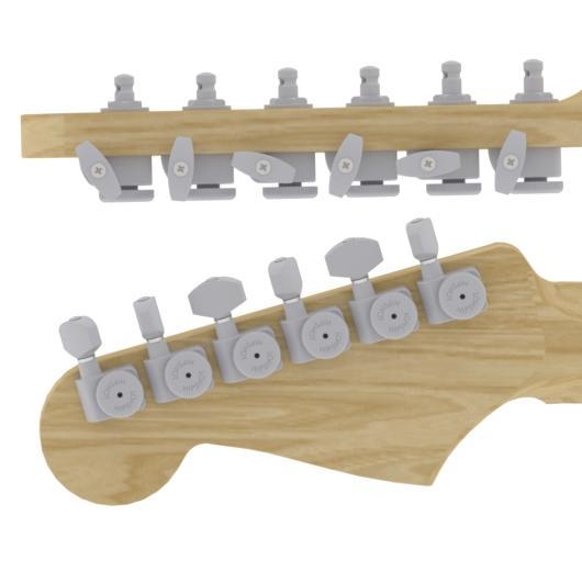 Hipshot Fender Directrofit Locking Tuners