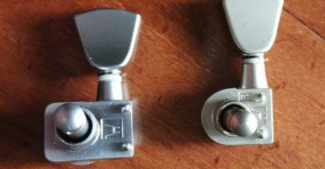 Hipshot Directrofit and Fender Squier Machine Heads