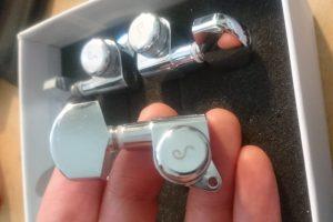 Schaller M6 Locking Tuner